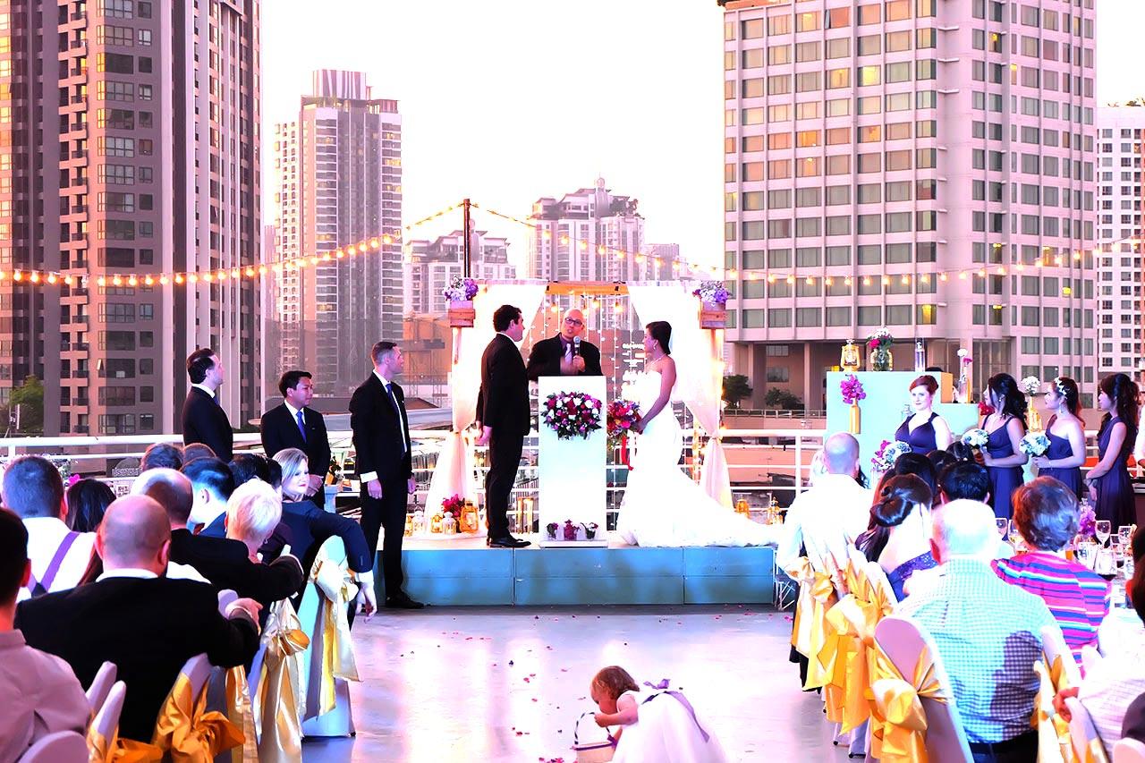 ห้องจัดงานแต่งงาน